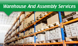 Warehouse & Assembly Servies